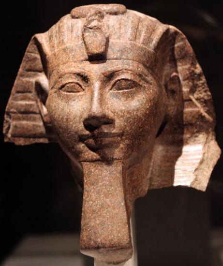 1455 hatshepsut or thutmose iii anagoria