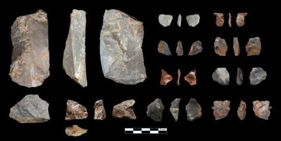 2 paleolithice