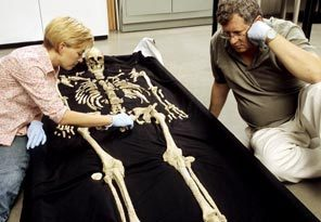 The Rising Tide: The Kennewick Man: the most important human skeleton ...