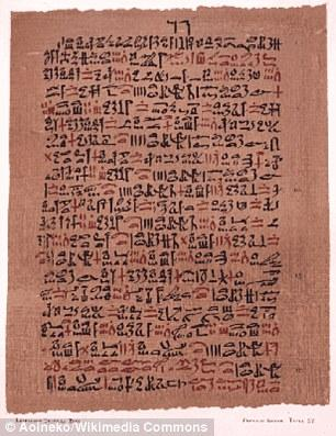 25bd4ad100000578 2955864 the longest medical papyrus ever found is the papyrus ebers pict a 30 1424106667430