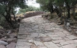 645x400 2000 year old roman road discovered in western turkeys manisa 1502198856063