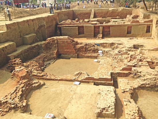 Agrashar vikrampur foundation 1