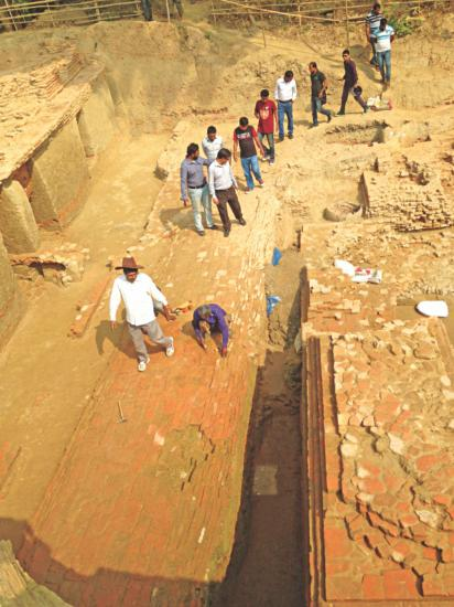 Agrashar vikrampur foundation 3