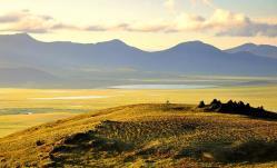 Alaska howard pass