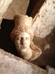 Amphipolis sphynx