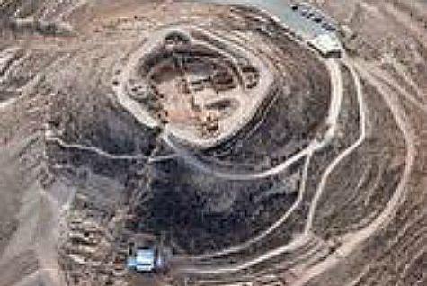 Archaeology herdo aerial viet tazpit aerial