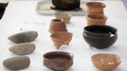 Artefactos precolombinos hallados en el salvador