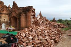 Bagan collapse 2
