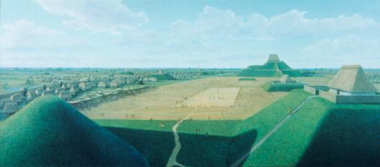Cahokia first city 1