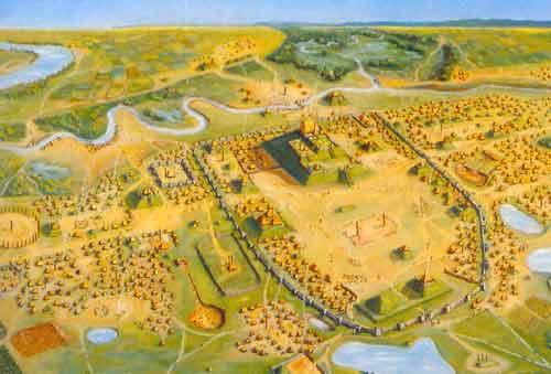 Cahokiamounds