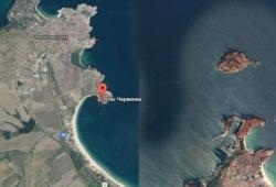 Cape chervenka map