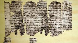 Derveni papyrus unesco candidate w l