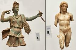 Dnews files 2016 01 statues of greek gods unearthed in crete 160127 jpg
