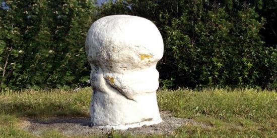 Doennafallos foto nina tveter ntnu folkevandringstid marmor 0