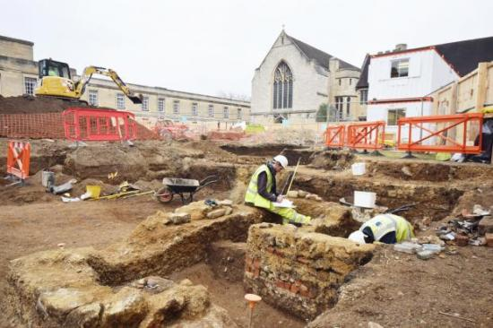 Excavation 5