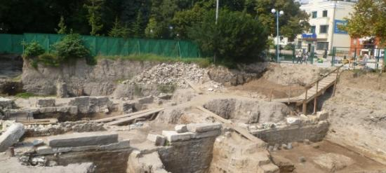 Forum archaeological site plovdiv bulgaria photo copyright clive leviev sawyer 604x272