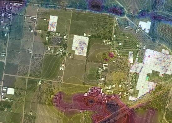 Geospatial research