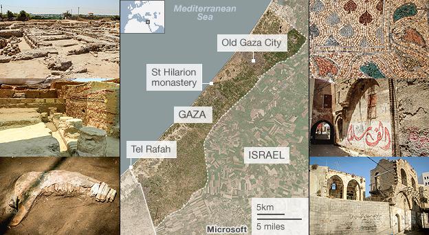 gaza Ancient Origins