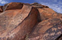 Hail rock art