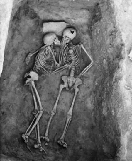 Hasanlu lovers 2