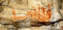 Header rock art
