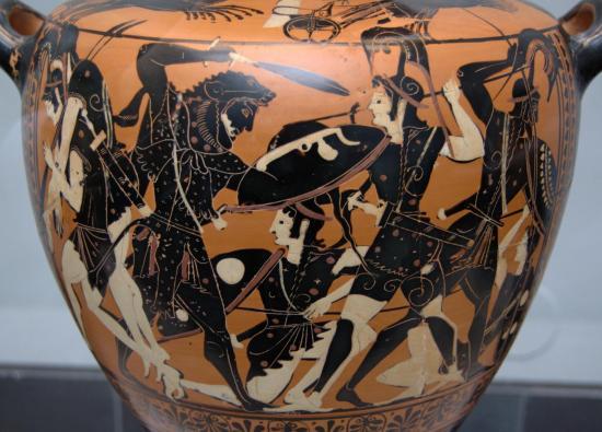 Herakles amazones staatliche antikensammlungen 1711