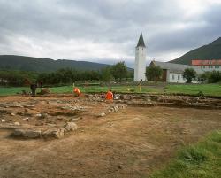 Holakirkjachurch archaeologicalremains