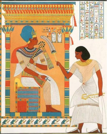 Huy before tutankhamen