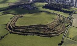 Iron age hill fort 009