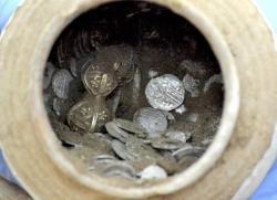 Kaliakra cape fortress treasure pot tatar plunder 4