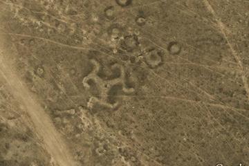 Kazakhstan geoglyphs 1