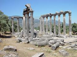 Le temple chez euromos turquie 16642964