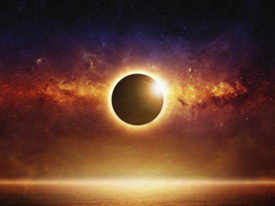 Mi solar eclipse sun sky astronomy istock