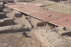 Moenjodaro ruins1