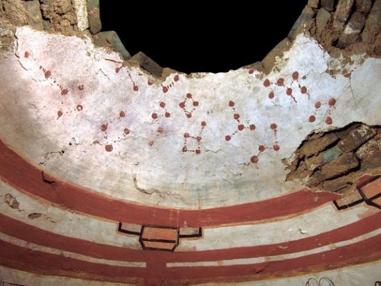 Mural china tomb 5 141107