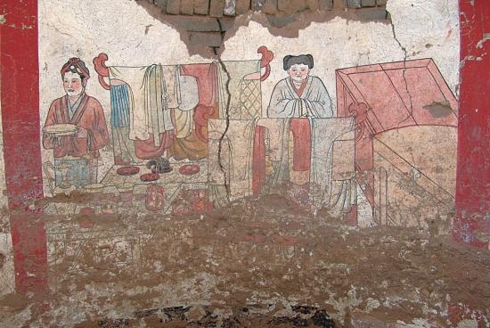 Mural tomb 3