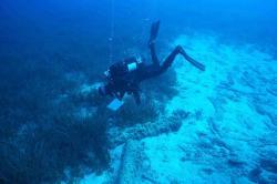 Nissia shipwreck 2014
