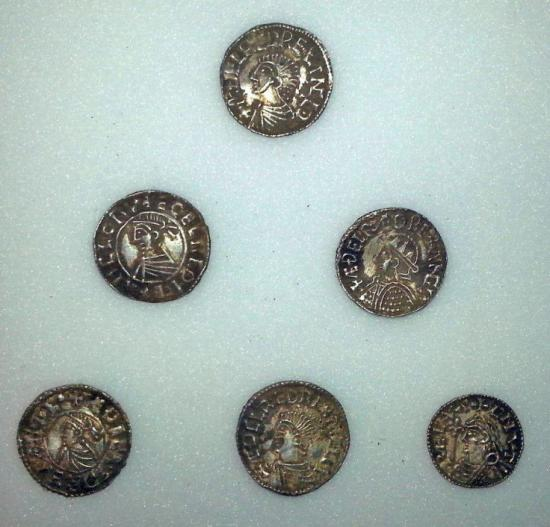 One biggest ever hoards anglo saxon silver coins has been found by metal detector enthusiasts