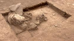 Peru marcavalle burial