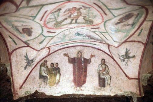 Priscilla catacombs 1 en 506x338
