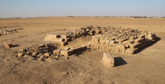 Pyramid sudan