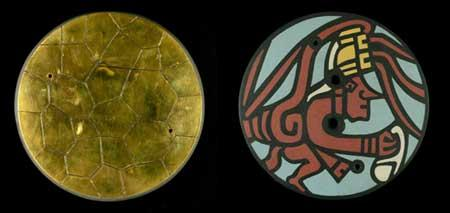 Pyrite mirror snaketown