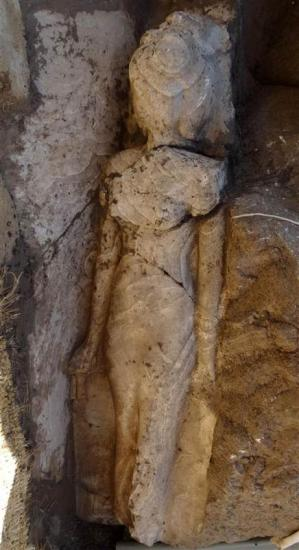 Rare statue princess iset discovered egypt