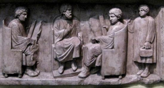Roman school 615x332