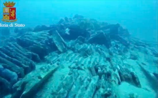Roman ship sardini 3350953b