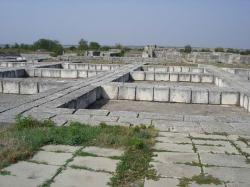Ruins of the royal palace pliska photo svilen enev 600x450