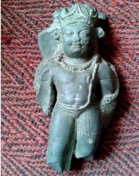 Shiva stone scuplture