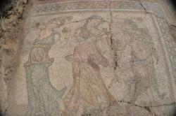 Stara zagora mosaic restored