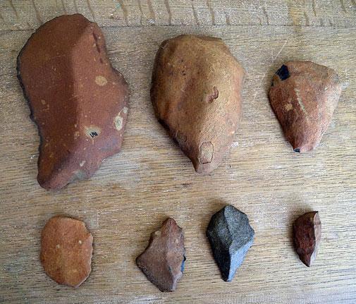 Stone tools 1