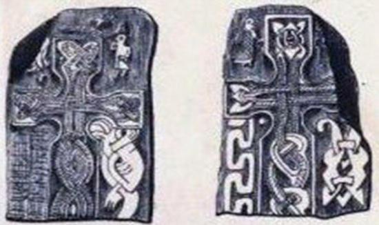 The manx runestones are similar to scandinavian ones 3147835